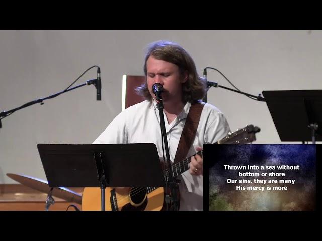 2021.08.08 Contemporary Worship Service