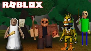 ROBLOX SCARY STORIES MOVIE
