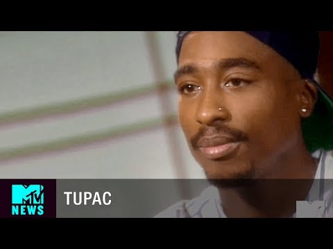 Tupac on His Controversial 'Big Mouth' (1994) | MTV News