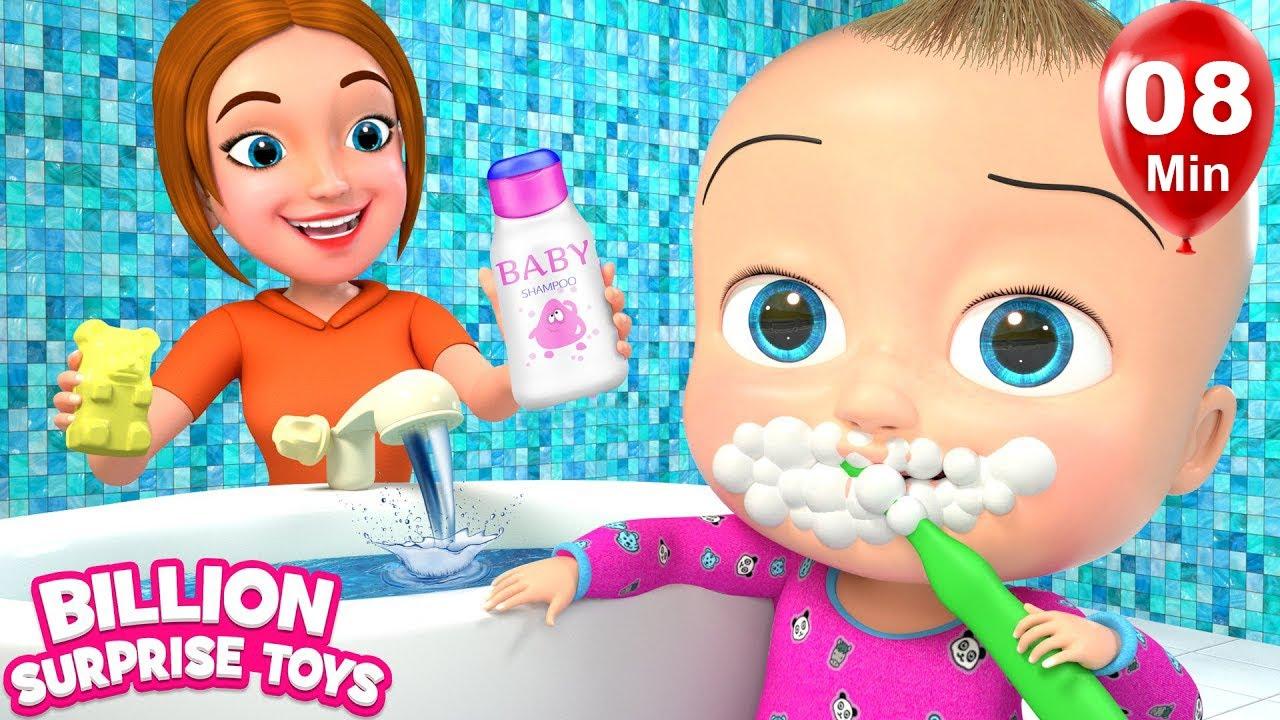 Bath Song |+More BST Kids Songs & Nursery Rhymes