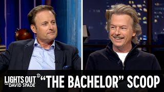"Chris Harrison Dishes on the New ""Bachelor"" Season - Lights Out with David Spade"