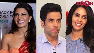 Jacqueline attends an event for Sri Lanka tourism | Tusshar and Mallika promote their web series