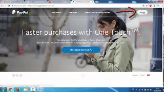 Create and activate a paypal account  without credit Card 2017