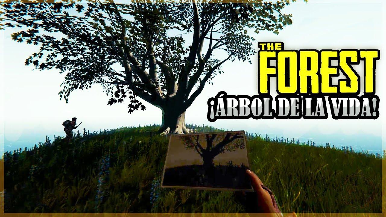EL SECRETO QUE ESCONDE EL ARBOL -  THE FOREST #19