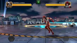 Road To The Labyrinth - Chapter 4 round 5 - Elektra | Marvel Contest Of Champions