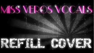 Refill Cover-Miss Vero