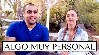 UN SECRETO MUY PERSONAL Y DOLOROSO! VLOGMAS #5 | La Bella Y El Gori |