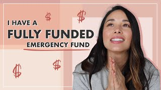 Baby Step 3 COMPLETED, Now What? | Emergency Fund | Aja Dang
