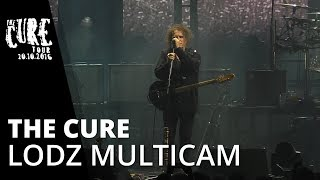 The Cure - The Last Day Of Summer * Live in Poland 2016 HQ Multicam