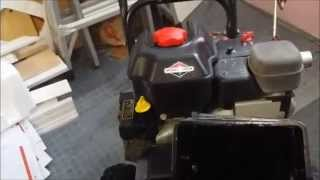 Snow Blower  Easy Quick Care Tips