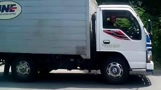 Telolet.truk JNE