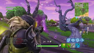 Fortnite New Mothmando Skin Gameplay