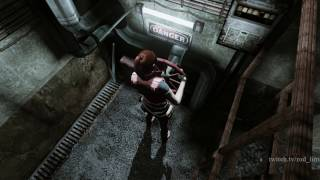 Resident Evil 2 Remake -fan UDK game- 1st view ClaireA/LeonB