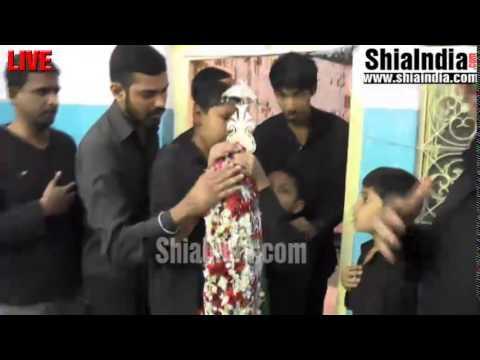 ShiaIndia.com Live Majlis Broadcast From Bibi Ka Alawa