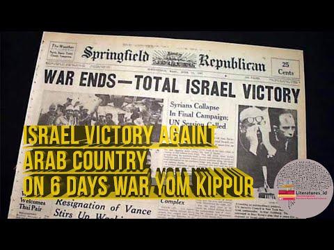 Yom Kippur War 1967, History of Israel's victory against Arab Countryиз YouTube · Длительность: 8 мин12 с