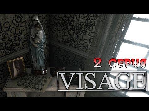 Разбитые Зеркала Visage #2 Horror games  Психологический хоррор