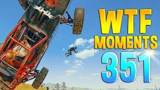 PUBG Daily Funny WTF Moments Highlights Ep 351
