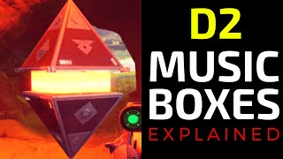 Destiny 2: Music Boxes Explained!  (Arecibo Adventure - Warmind DLC)