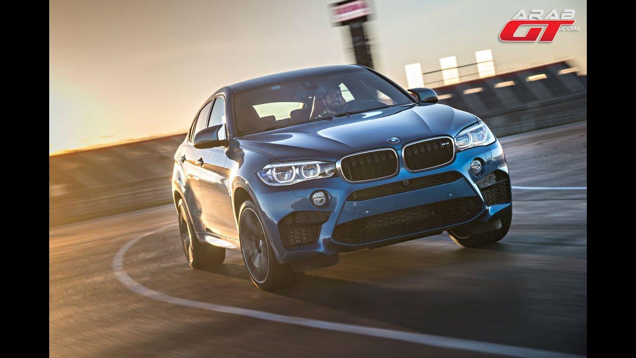 BMW X6M 2015 بي ام دبليو اكس 6 ام