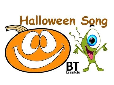 happy halloween song kids cartoon youtube - Happy Halloween Cartoon Pics