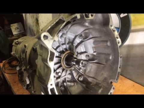 Ремонт АКПП 5L40 BMW E53 X5