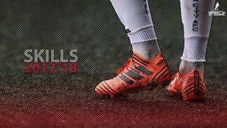 Crazy Football Skills & Tricks 2017/18 #4   HD 1080p