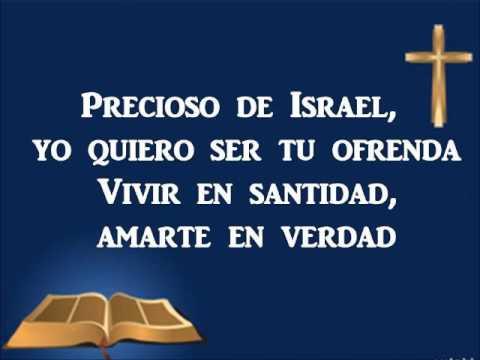 claudina brinn precioso de israel