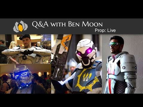 Prop: Live - Q&A with Ben Moon - 10/8/2015