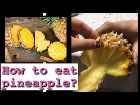 Jason Hurst - The Internet Is Obsessed With Pineapple-Pulling