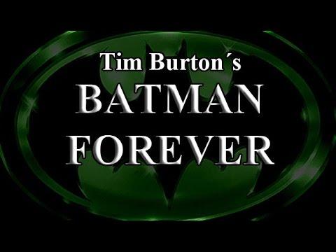 IDEANDO: Lo que pudo ser Batman Forever/Batman 3 de Tim Burton