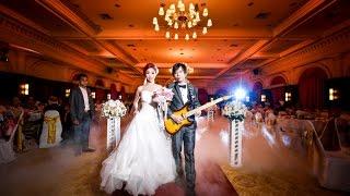 Gambar cover เปิดตัวเจ้าบ่าวเล่นกีตาร์สุดโรแมนติก  Canon in D Wedding Min & Nut