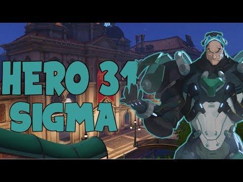 Overwatch PTR Role Queue! NEW Hero 31 Sigma RELEASED!