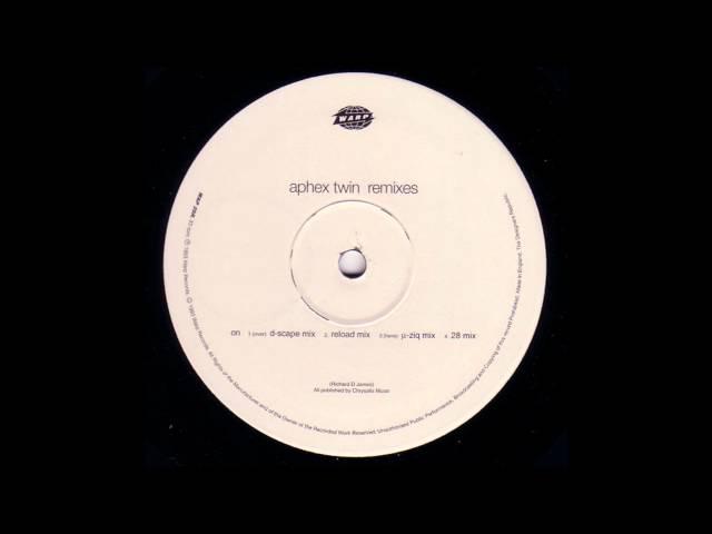 Aphex Twin - On [µ-Ziq Mix]
