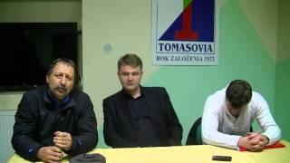 TOMASOVIA - AMSPN HETMAN ZAMOŚĆ 1:0