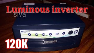 Luminous Inverter full review,