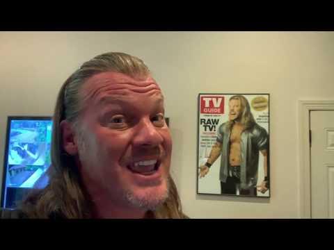 """I still want my thank you."" - Chris Jericho"
