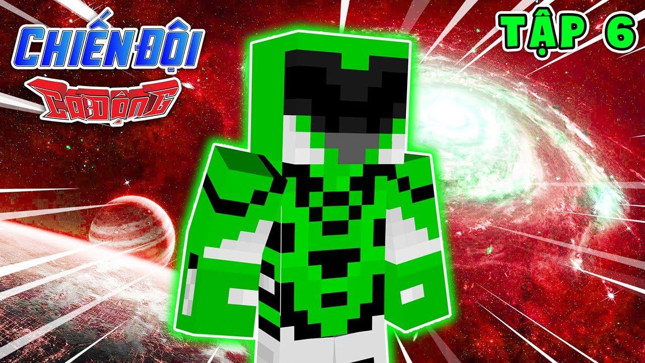 Download Tập 6 : Thành Viên Cuối Cùng Lộ Diện !!! ( Minecraft Chiến Đội Cơ Động )