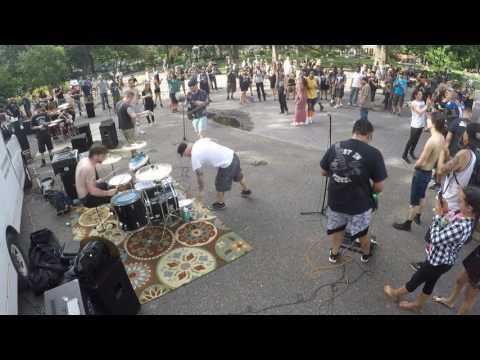 Silence Equals Death - Tompkins Square Park 06 24 17