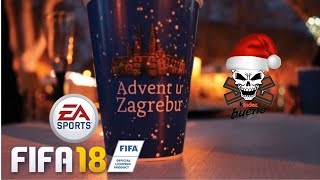 Plan za adventni Zagreb & FIFA18 - PS4 GAMING LIVE STREAM#45