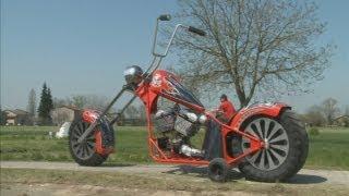 World's biggest motorbike: Guinness World Record awarded