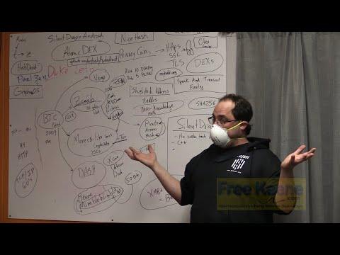Privacy Coins - Presentation By Duke Leto At Bitcoin Embassy NH