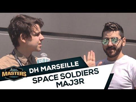 """MAJ3R : """"C'est un peu notre premier fail en lan"""" - DreamHack Masters Marseille 2018"""