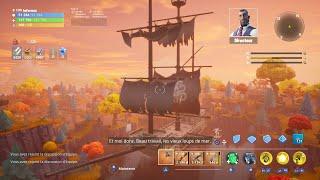 Construire le bateau pirate - FORTNITE SAUVER LE MONDE