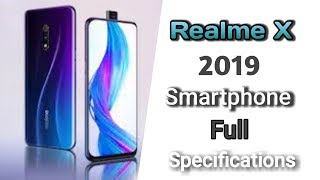 Realme X Price and Full Specifications Smartphone Review In India By Raj Gadgets