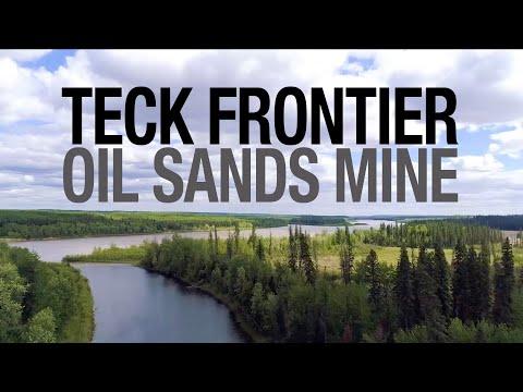 Teck Frontier oil sands project, Alberta