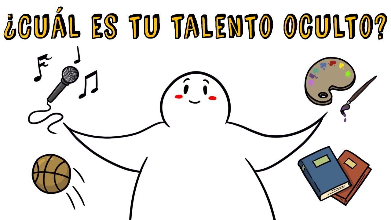 ¿CUÁL ES TU TALENTO OCULTO? TEST | Draw My Life  #tiktaktest