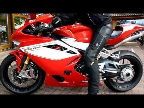 2012 MV Agusta F4 RR ''CORSACORTA'' Start Up / Exhaust SOUND * see also Playlist