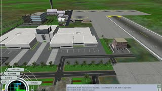 Airport Tycoon 3 PC Gameplay HD