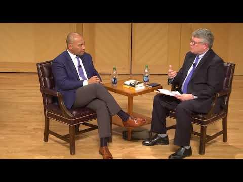 Conversation with Deval Patrick, JD, Former Massachusetts Governor
