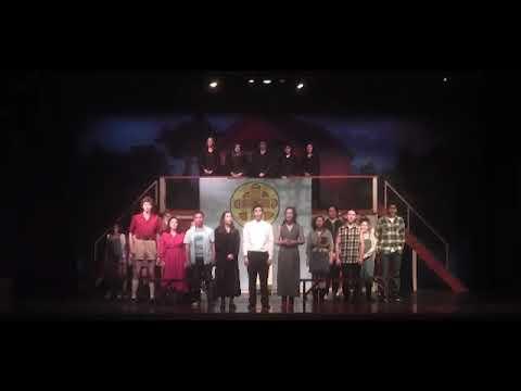 Footloose - Stageblazers of University High School of Indiana